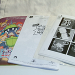 The Rugrats Movie press kit, Photographs Information etc @sold@